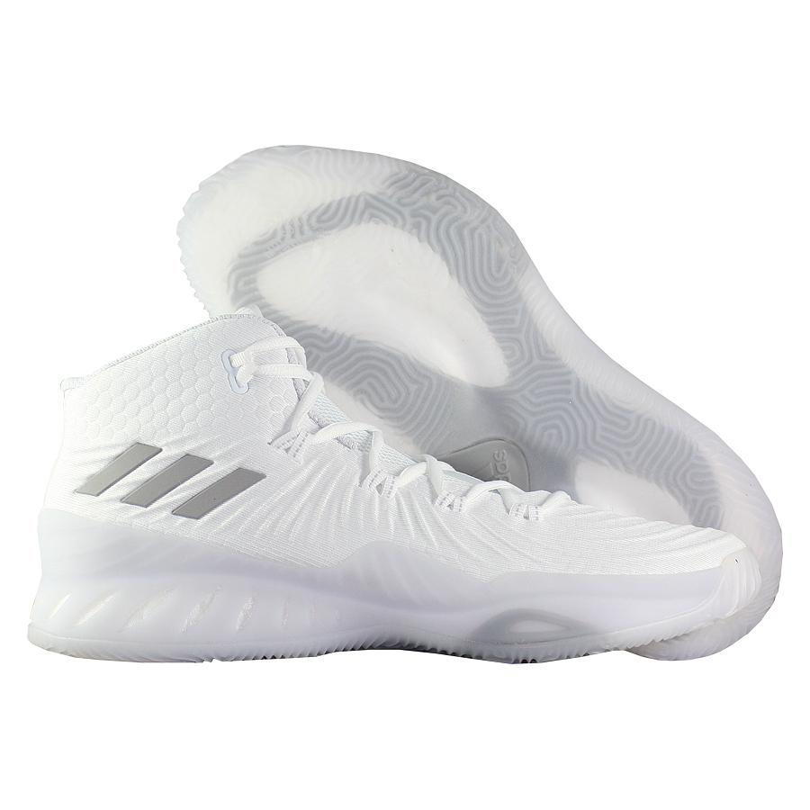 Другие товары adidasБаскетбольные кроссовки adidas Crazy Explosive 2017 quot;Whitequot;Баскетбольные кроссовки adidas, созданные для Деррика Роуза.<br><br>Цвет: Белый<br>Выберите размер US: 9