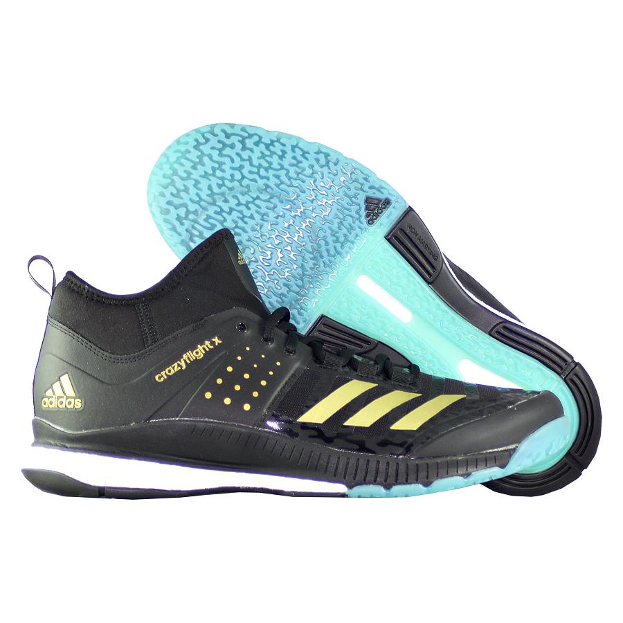 Другие товары adidasВолейбольные кроссовки adidas Crazyflight X MidБаскетбольные кроссовки adidas, созданные для Деррика Роуза.<br><br>Цвет: Чёрный<br>Выберите размер US: 8,5|10,5|11