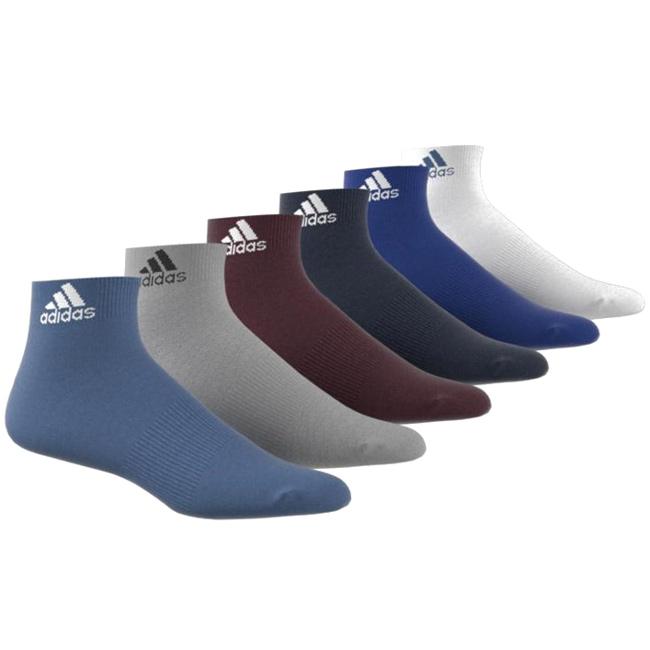 Другие товары adidasНоски adidas Per Ankle Socks T 6 Pair Pack - 6 парФутболка Jordan Brand. Материал 100% хлопок<br><br>Цвет: Мульти<br>Выберите размер US: S|M|L