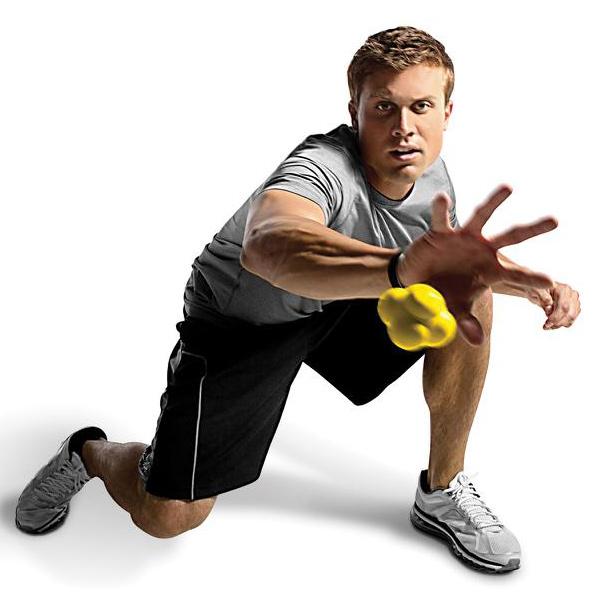 Другие товары SKLZМяч для развития реакции SKLZ Reaction Ball<br><br>Цвет: Жёлтый<br>Выберите размер US: 1SIZE