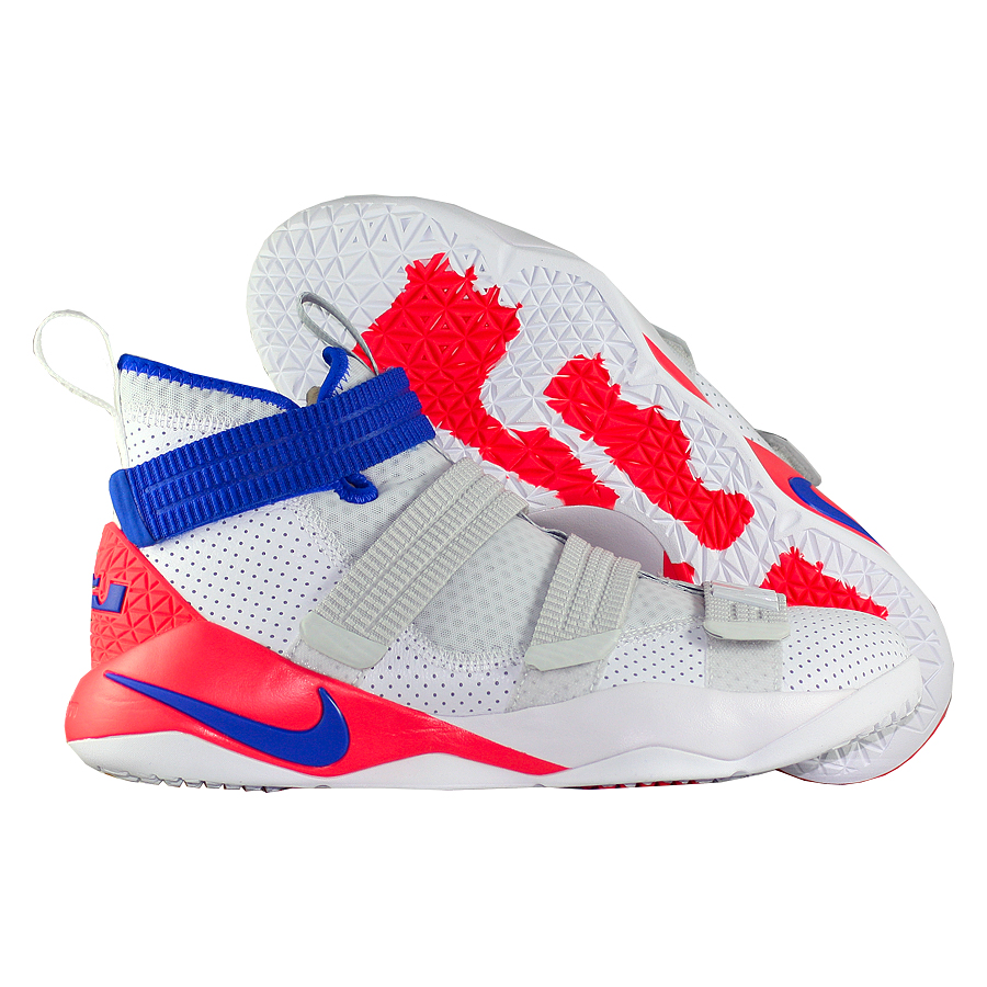 ... Купить Баскетбольные кроссовки Nike LeBron Soldier 11 SFG Ultramarine-1  ... 2d6391f1128