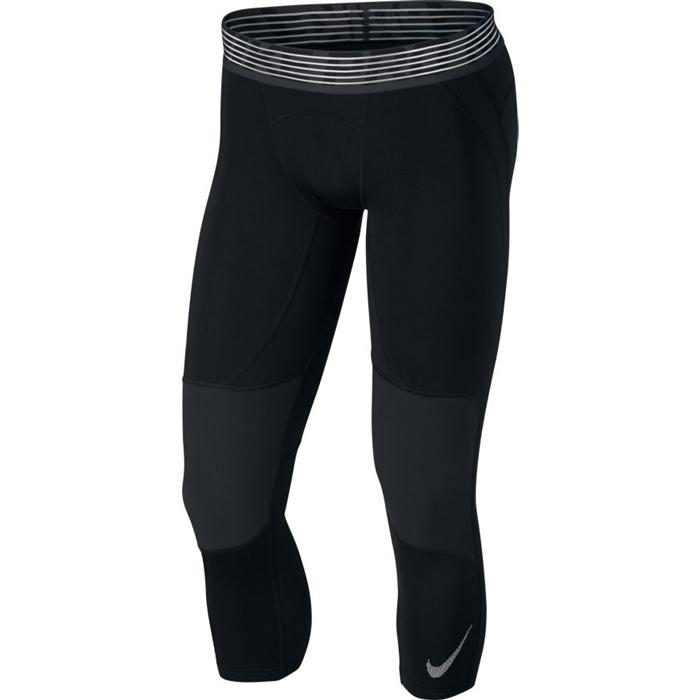 Другие товары NikeКороткие компрессионные брюки Nike PRO Basketball Tights<br><br>Цвет: Чёрный<br>Выберите размер US: L|XL|2XL