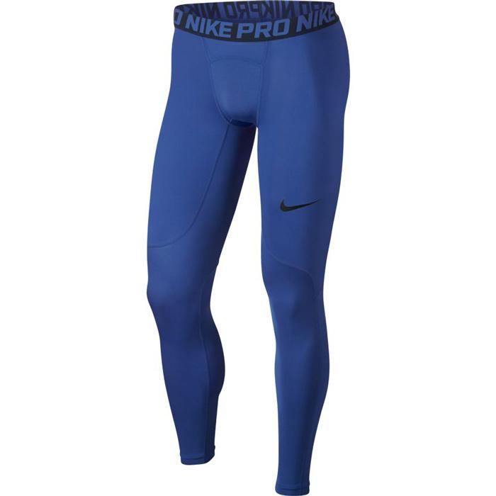 Другие товары NikeКомпрессионные брюки Nike PRO Tights<br><br>Цвет: Синий<br>Выберите размер US: S|2XL