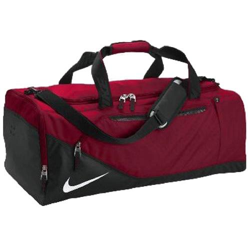 Другие товары NikeСпортивная сумка Nike Team Training 2 Small Duffel<br><br>Цвет: Красный<br>Выберите размер US: 1SIZE
