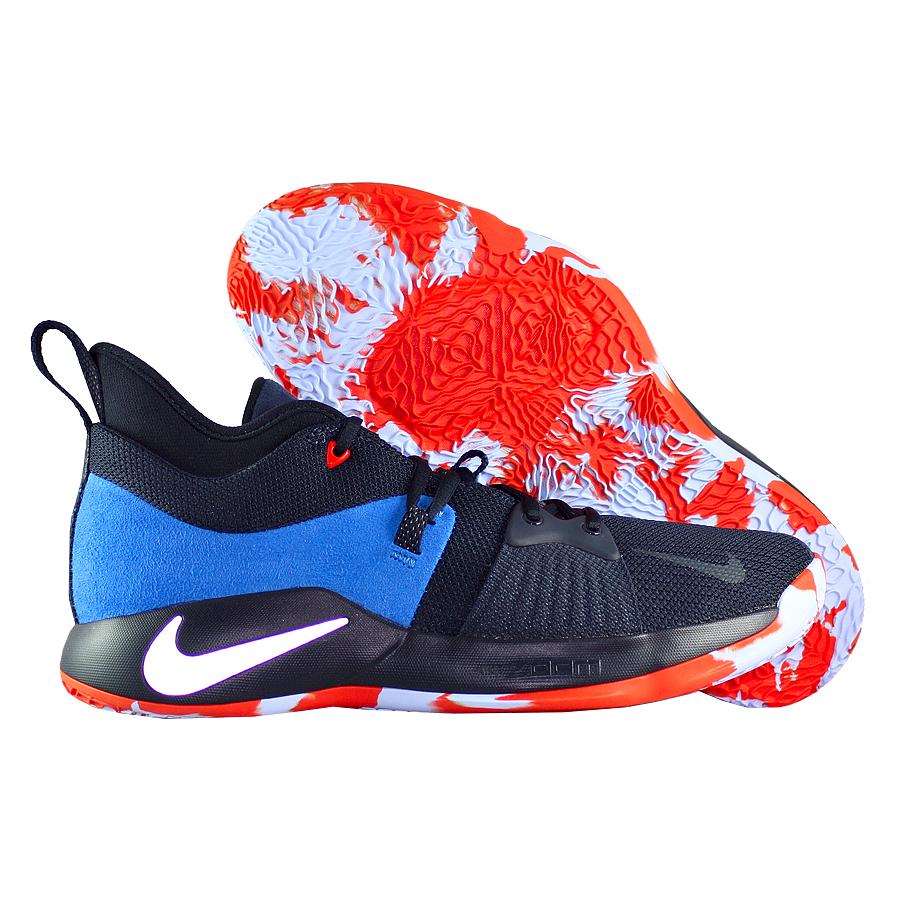 Другие товары NikeБаскетбольные кроссовки Nike PG 2 quot;Dark Obsidianquot;Первые именные кроссовки игрока НБА Кайри Ирвинга! Модель создана для очень быстрых и активных игроков. Она лёгкая, прочтая и удобная, обладает хорошей амортизацией. Подходит для игры на любой позиции.<br><br>Цвет: Синий<br>Выберите размер US: 10|10.5|12|12.5|8