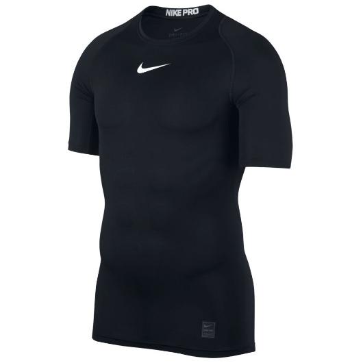 Компрессионная футболка Nike Pro Top S/S фото