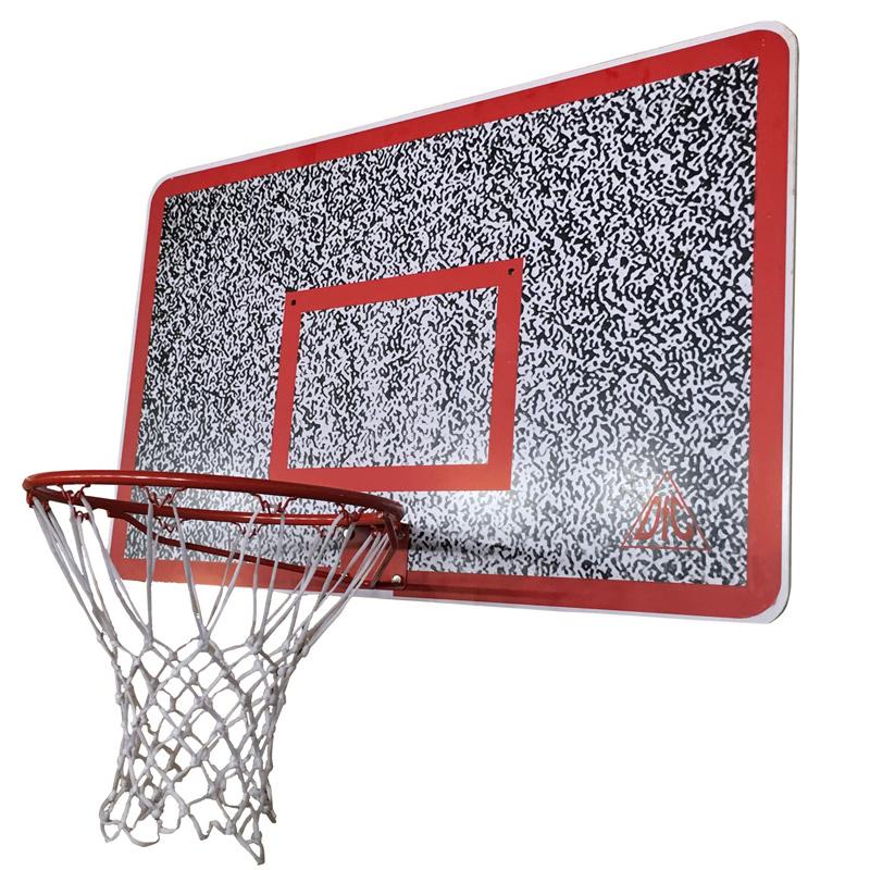 Другие товары DFCБаскетбольный щит DFC 44quot; BOARD44MМобильная баскетбольная стойка DFC. В основание стойки необходимо залить воду или засыпать песок. Для перемещения стойки по площадке в основании предусмотрены ролики.<br><br>Цвет: Серый<br>Выберите размер US: 1SIZE