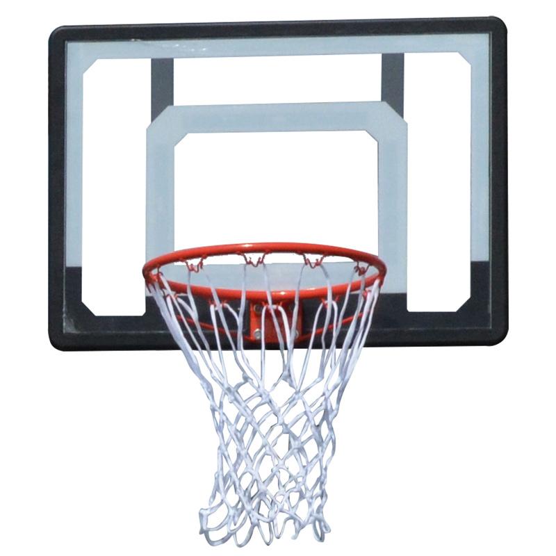 Другие товары DFCДетский баскетбольный щит DFC BOARD32Баскетбольный щит DFC предназначен для игры в мини-баскетбол (стритбол). Крепится к стене (крепеж в комплекте).<br><br>Цвет: Чёрный<br>Выберите размер US: 1SIZE