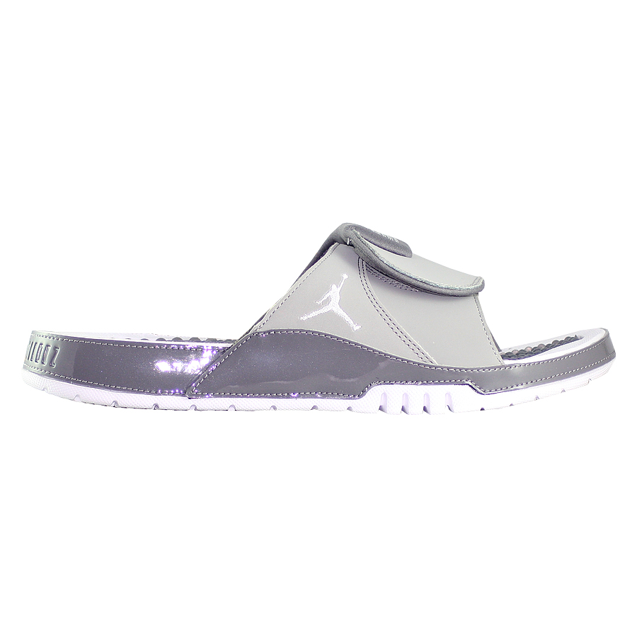 Купить Сланцы Air Jordan Hydro 11 Retro Slide Cool Grey-7