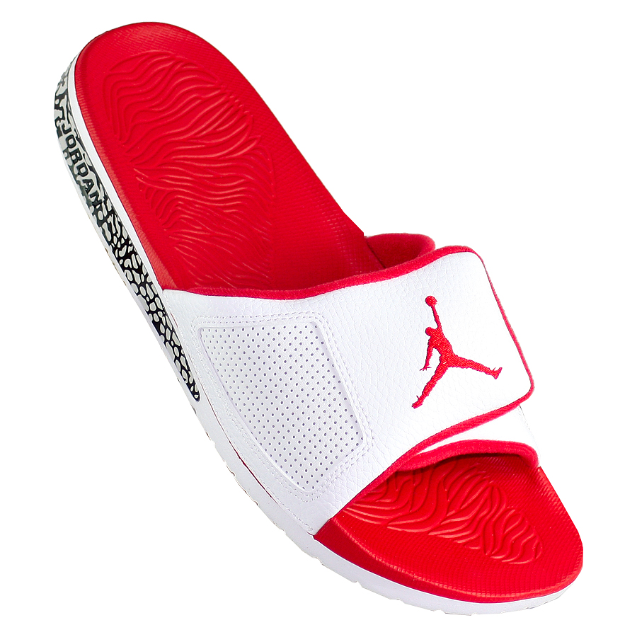 brand new 5557d 52476 ... Купить Сланцы Air Jordan Hydro 3 Retro Slide Fire Red-1 ...