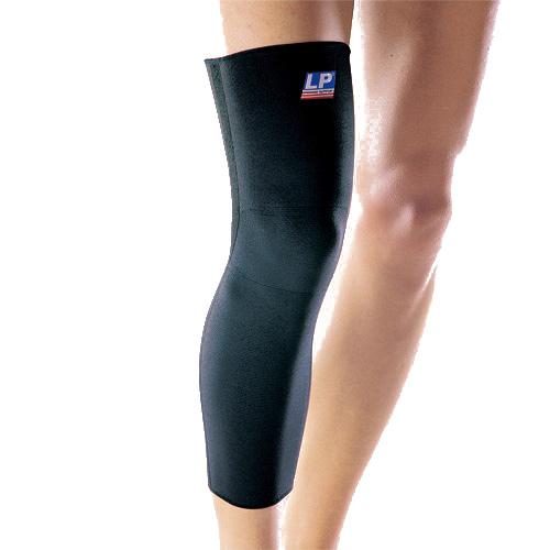 Суппорт колена эластичный LP Knee Support 4 Ways Long