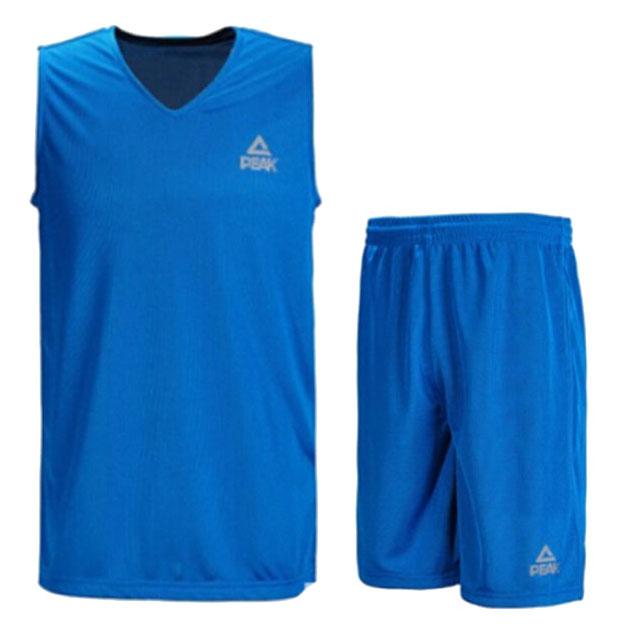 Купить Другие товары PEAK, Двухсторонняя баскетбольная форма PEAK, Синий