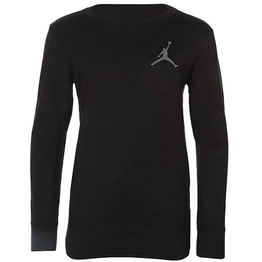 Подростковый лонгслив Air Jordan AJ10 Long Sleeve Top фото