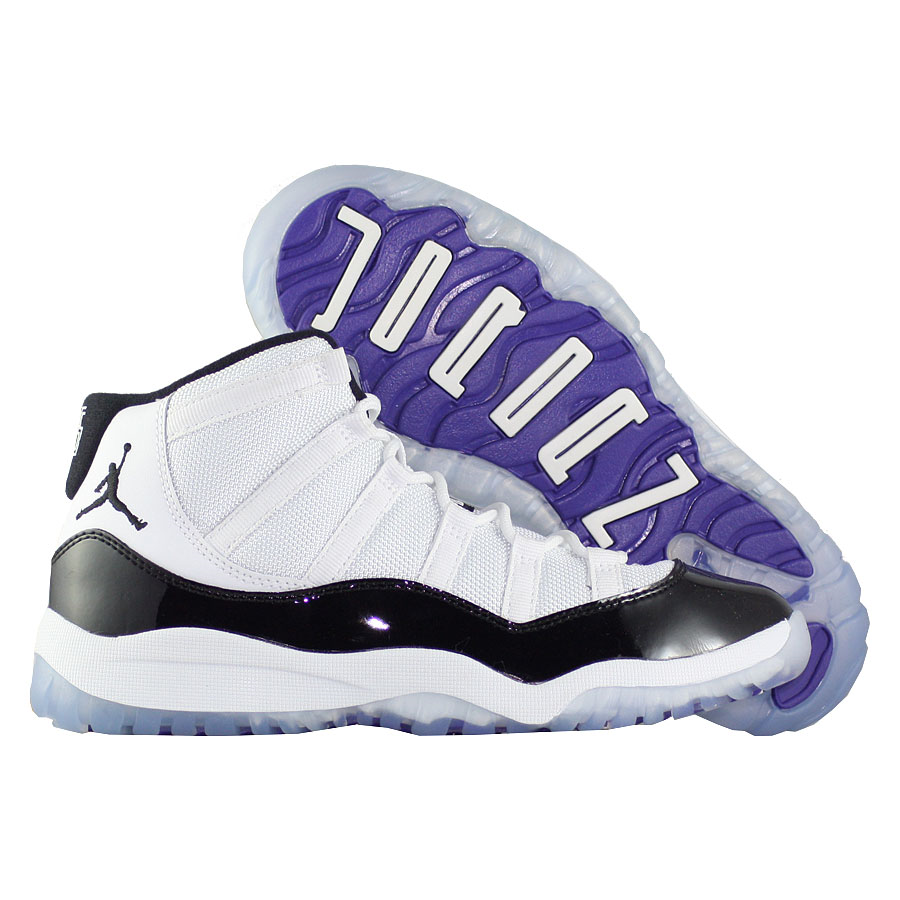 ... Купить Детские баскетбольные кроссовки Air Jordan 11 Retro Concord 45  PS-1 ... 838c6fb4fc6