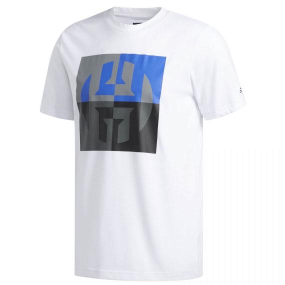 Футболка adidas Big Harden Logo T-Shirt фото