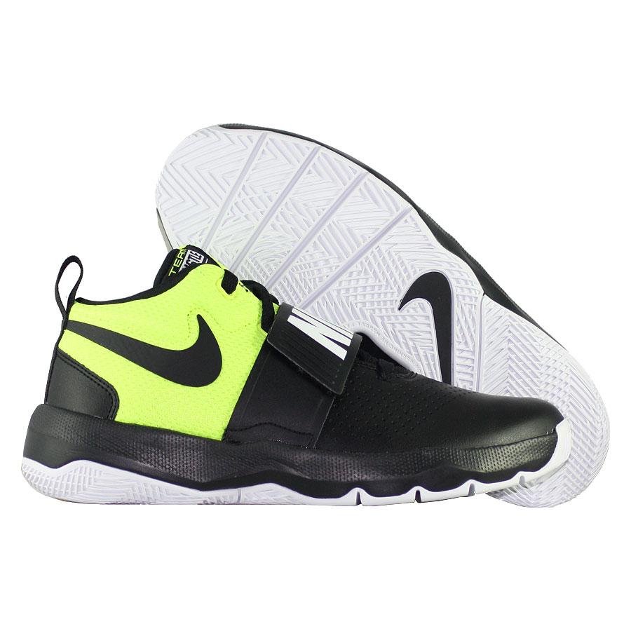 Купить Другие товары Nike, Детские баскетбольные кроссовки Nike Team Hustle D 8 GS, Чёрный
