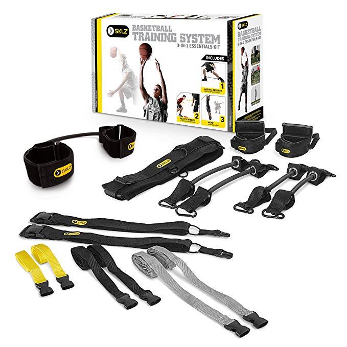 Комплект для баскетбольной тренировки SKLZ Basketball Training System - 3-in-1 Essentials Kit фото