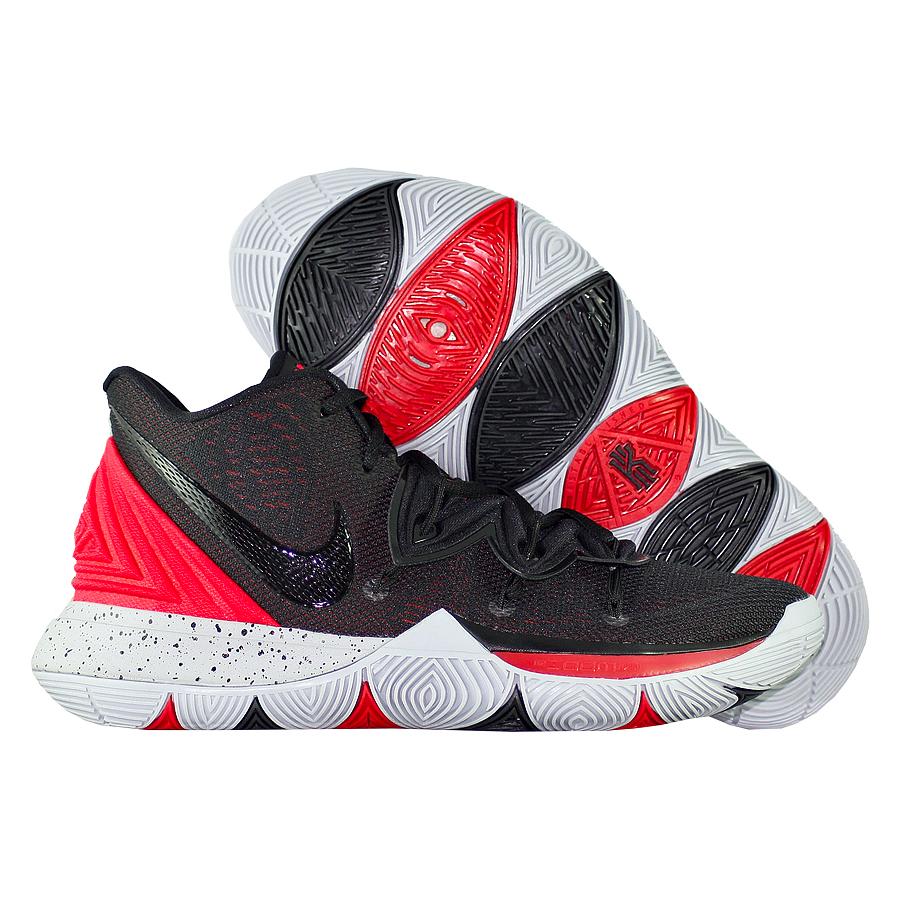"Баскетбольные кроссовки Nike Kyrie 5 ""Bred"" фото"
