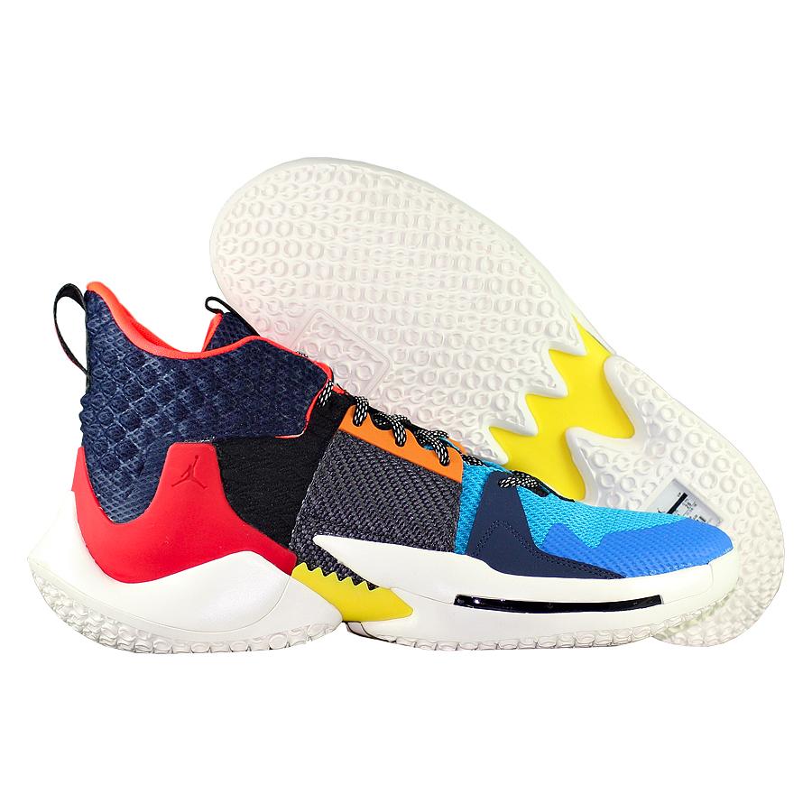 """Другие товары Jordan, Баскетбольные кроссовки Air Jordan Why Not Zer0.2 """"Future History"""""""