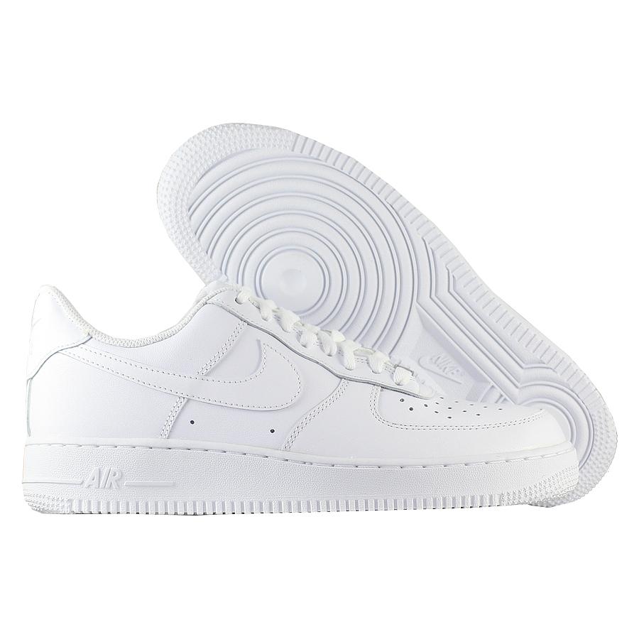 Купить Кроссовки Nike Air Force 1 Low '07 White , Белый