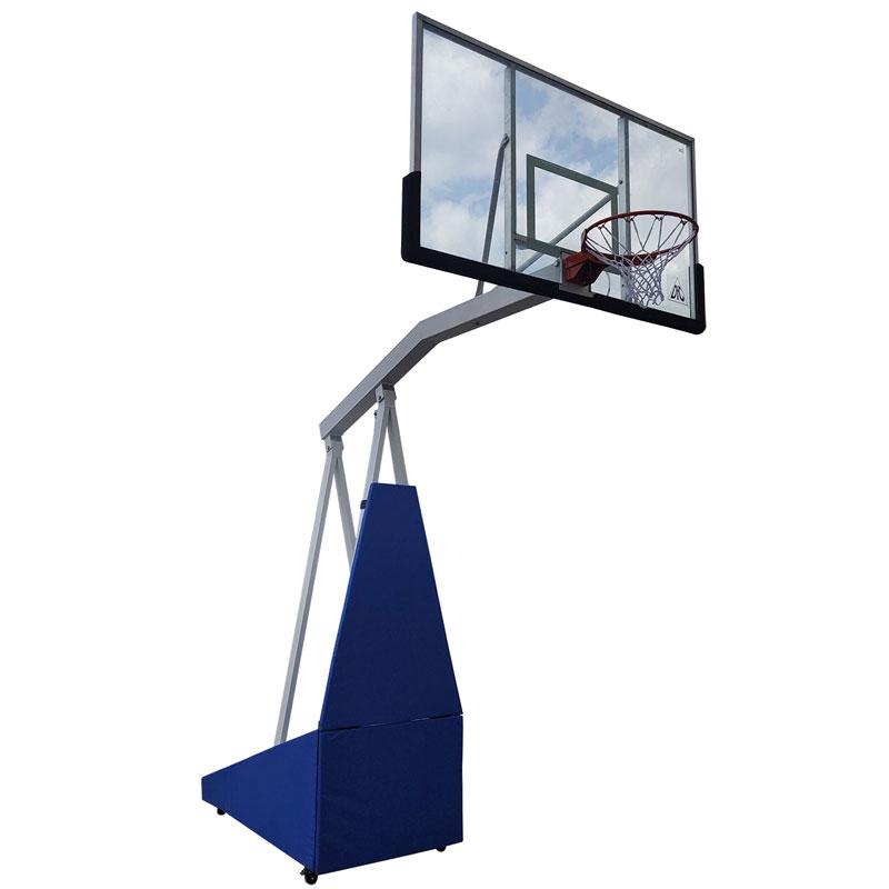 eff3aea8 ... Купить Мобильная баскетбольная стойка клубного уровня DFC STAND72G  PRO-1 ...