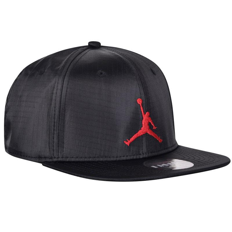 Кепка подростковая Air Jordan Classic Bred Snapback фото