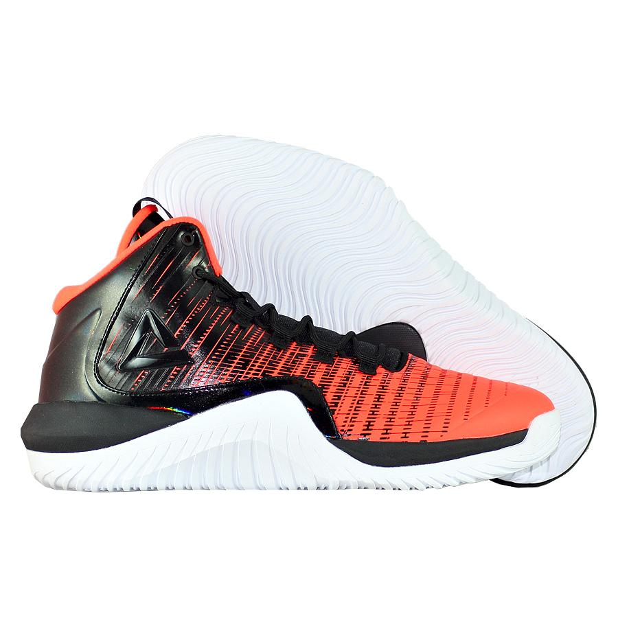 Купить Другие товары PEAK, Баскетбольные кроссовки PEAK Rising Flames, Оранжевый