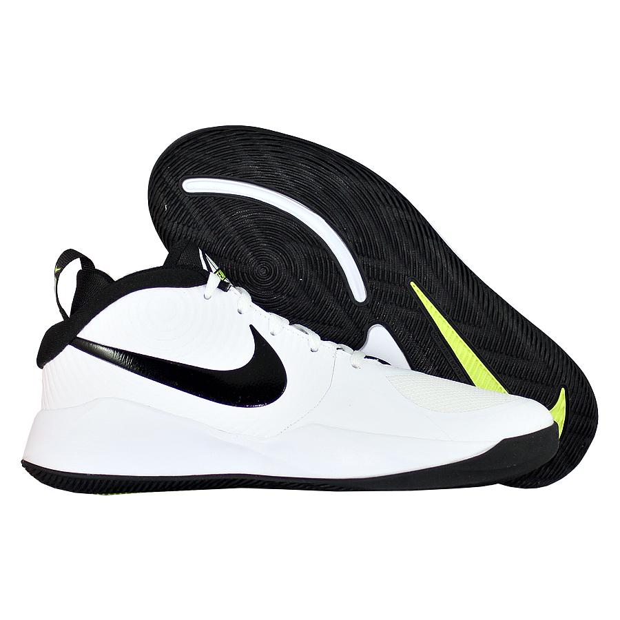Детские баскетбольные кроссовки Nike Team Hustle D 9 GS фото