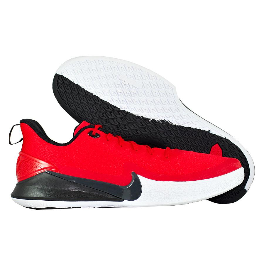 Баскетбольные кроссовки Nike Mamba Focus фото