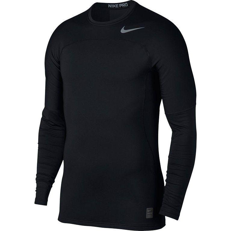 Компрессионный лонгслив Nike Pro Hyperwarm Long-Sleeve Training Top фото
