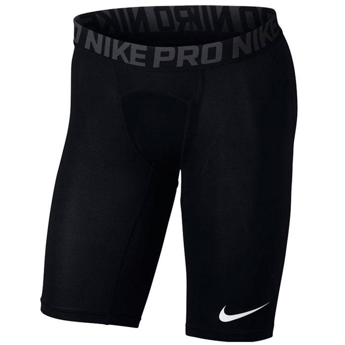 Компрессионные шорты Nike Pro Shorts Long фото