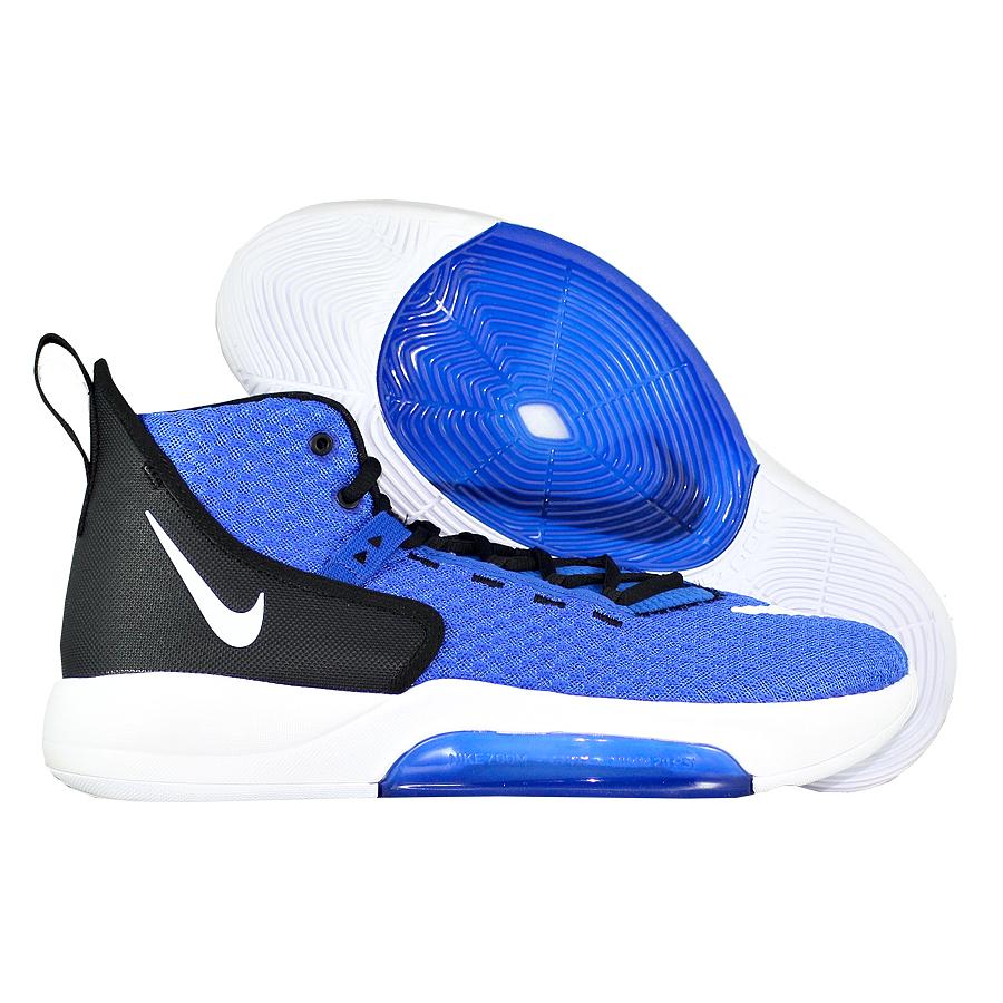 Баскетбольные кроссовки Nike Zoom Rize TB фото