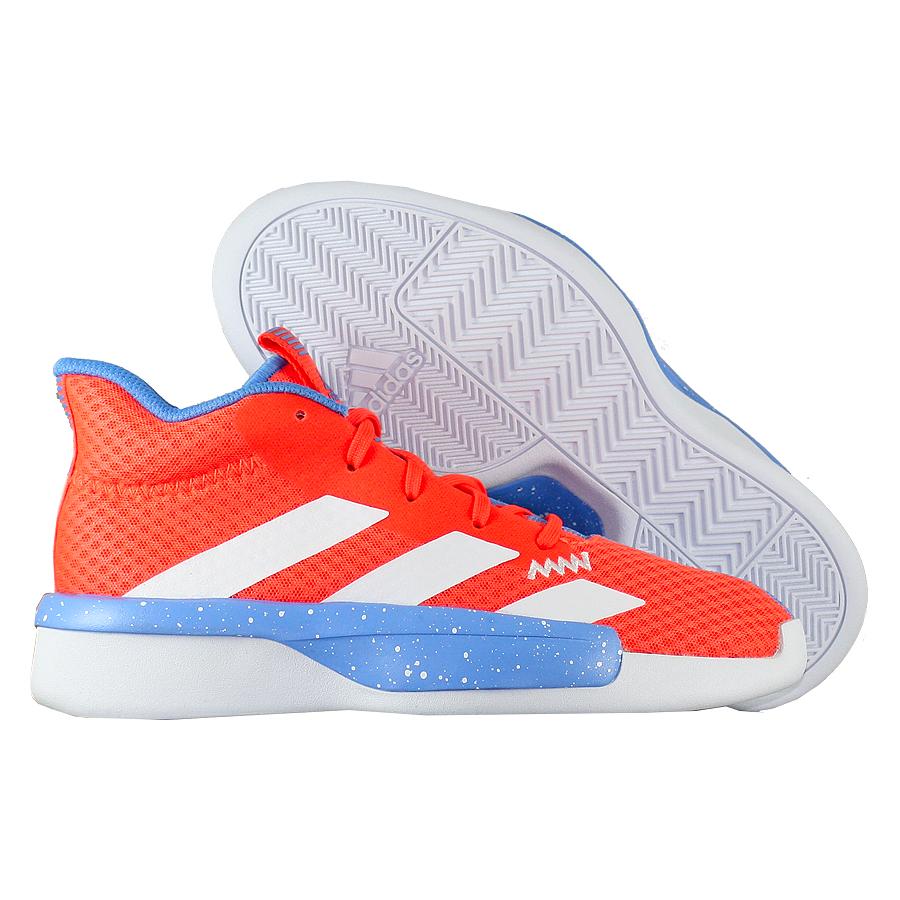Купить Другие товары adidas, Детские баскетбольные кроссовки adidas Pro Next 2019 K, Оранжевый