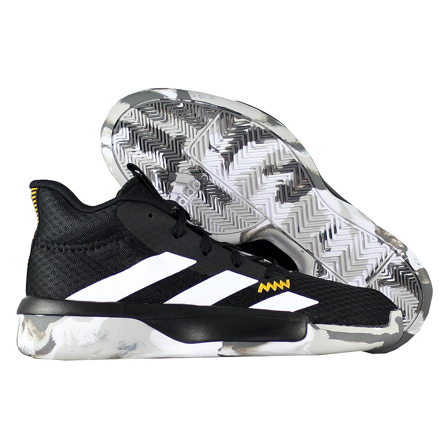 Купить Другие товары adidas, Детские баскетбольные кроссовки adidas Pro Next 2019 K, Чёрный