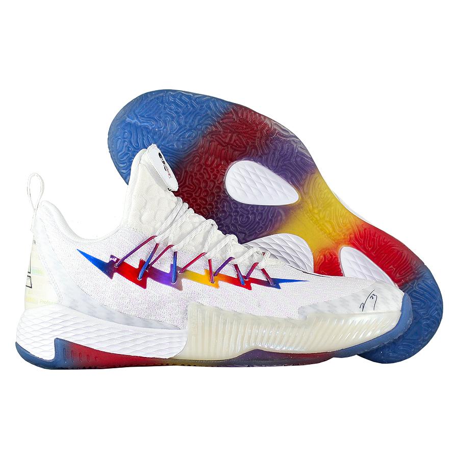 Купить Другие товары PEAK, Баскетбольные кроссовки PEAK Crazy 6 The Sixth Man Pack , Белый