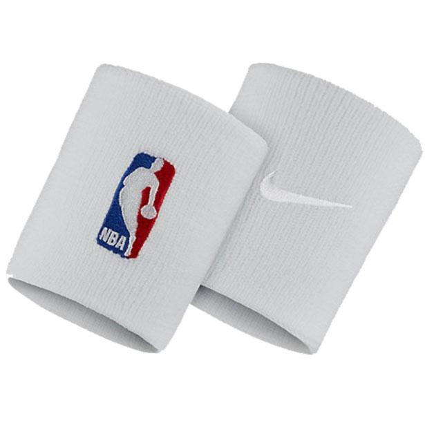 Напульсники Nike NBA Wristband - 2 шт фото