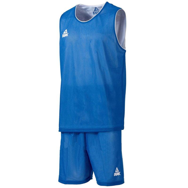 Двухсторонняя баскетбольная форма PEAK Basketball Reversible фото
