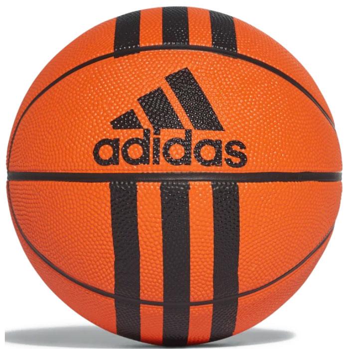 Баскетбольный мяч adidas Mini 3-Stripes размер 3 фото