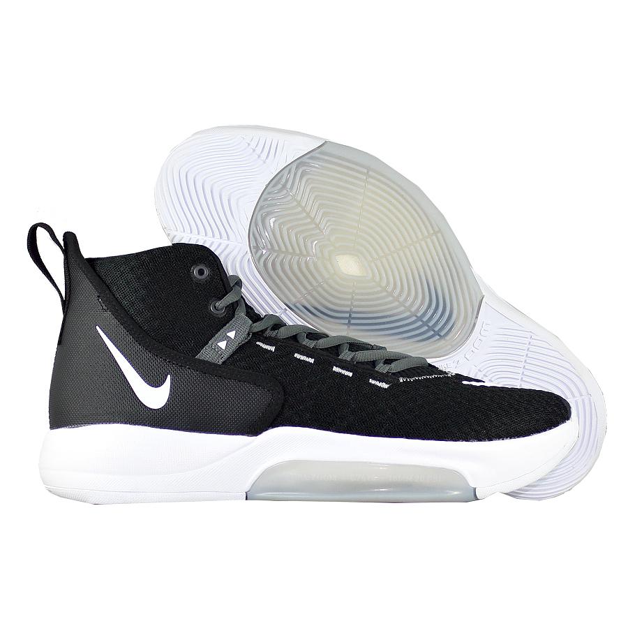 Купить Другие товары Nike, Баскетбольные кроссовки Nike Zoom Rize TB, Чёрный