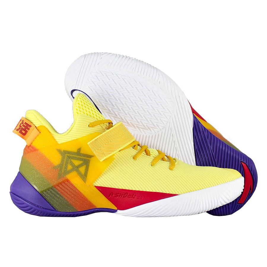 Купить Другие товары ANTA, Баскетбольные кроссовки ANTA Being Crazy, Жёлтый