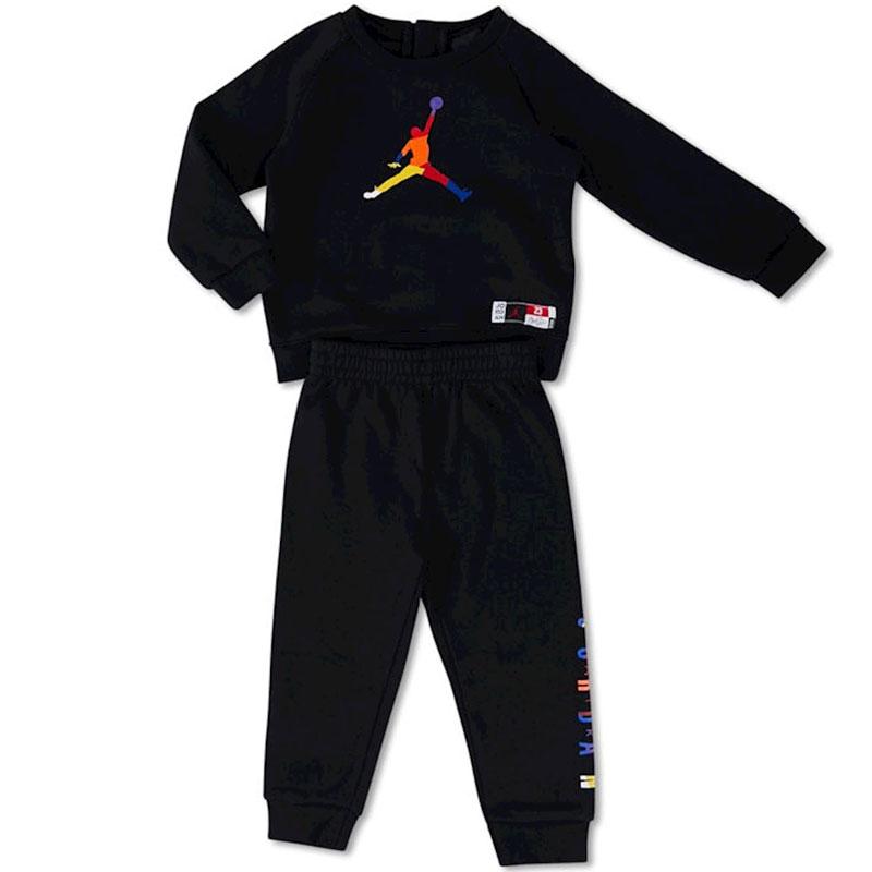 Детский спортивный костюм Air Jordan HBR Crew Fleece Jogger Set фото
