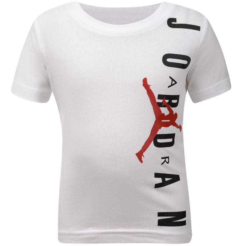 Детская футболка Air Jordan Jumpman HBR Tee фото