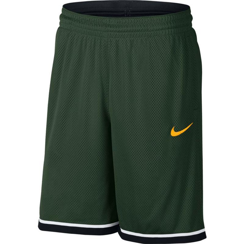 Купить Другие товары Nike, Баскетбольные шорты Nike Dri-FIT Classic Shorts, Зелёный