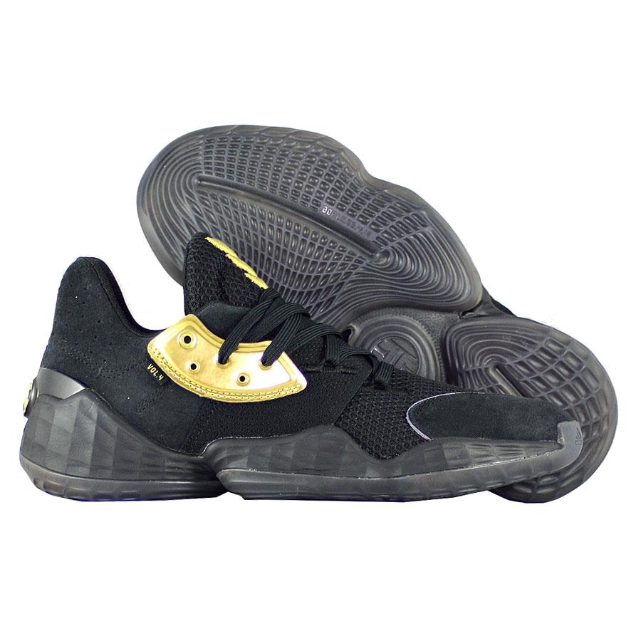 """Баскетбольные кроссовки adidas Harden Vol. 4 """"Imma Be a Star"""" фото"""