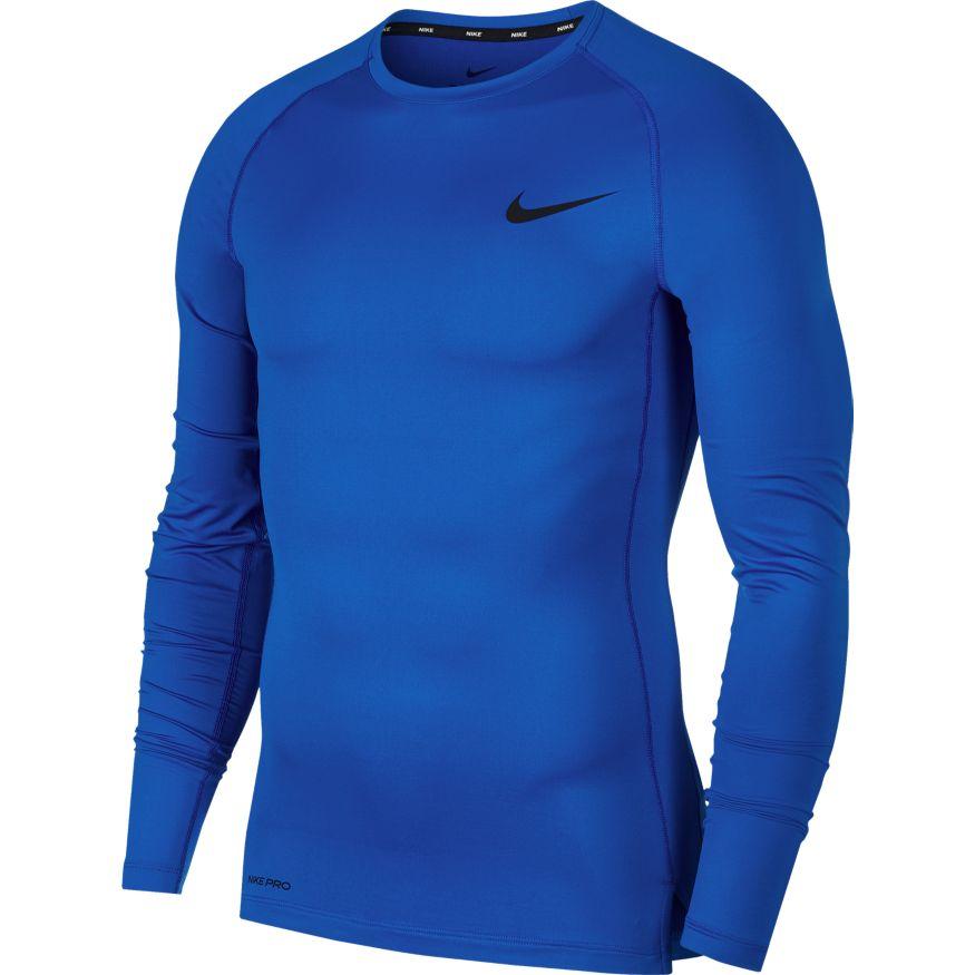 Компрессионный лонгслив Nike Pro Top