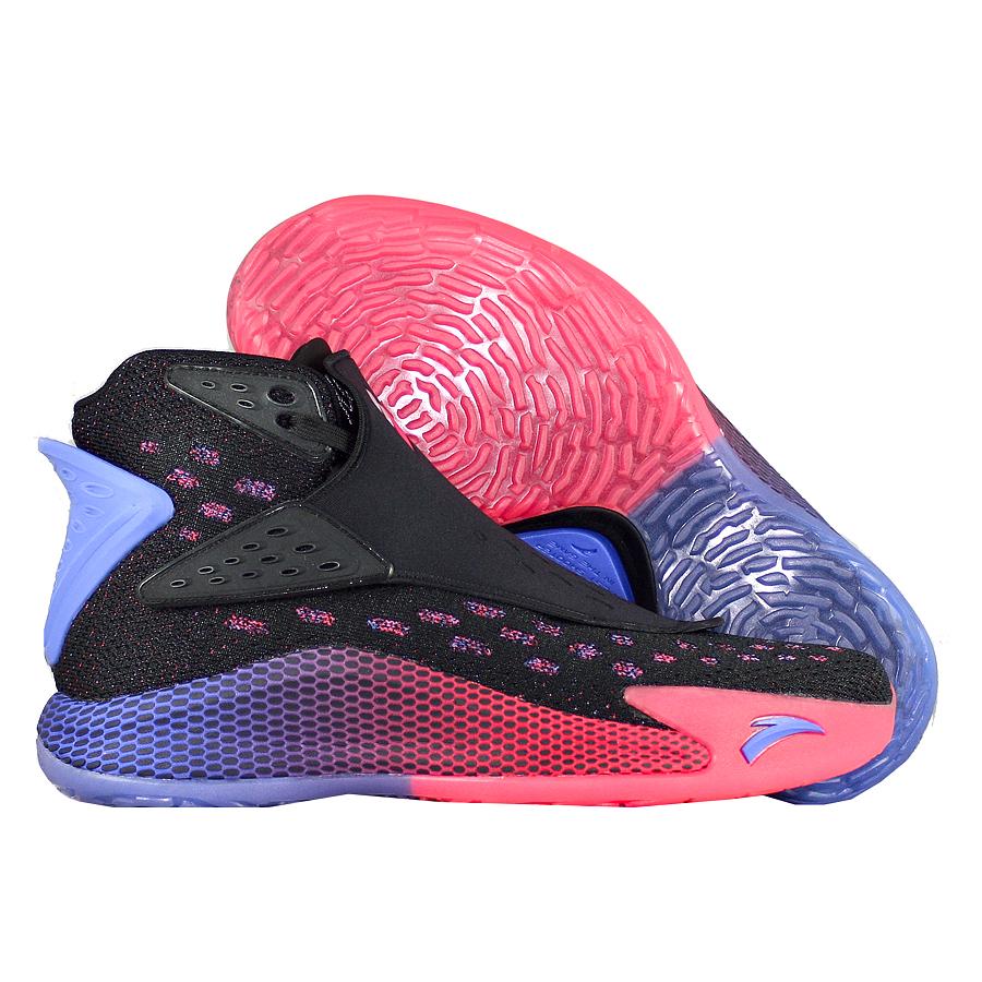 Купить Другие товары ANTA, Баскетбольные кроссовки ANTA KT5 Klaytheism , Чёрный