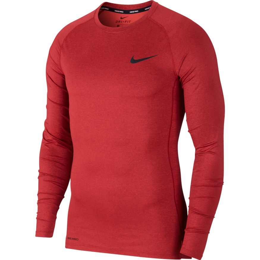 Компрессионный лонгслив Nike Pro Top фото