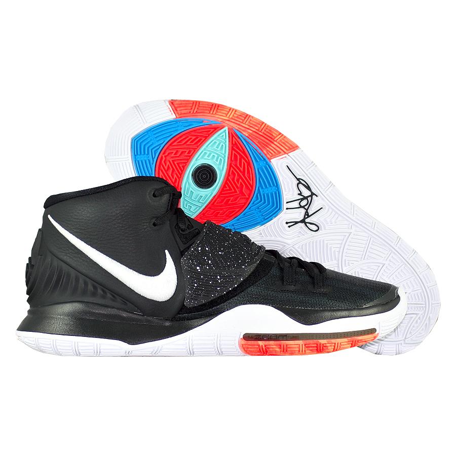 "Баскетбольные кроссовки Nike Kyrie 6 ""Jet Black"" фото"
