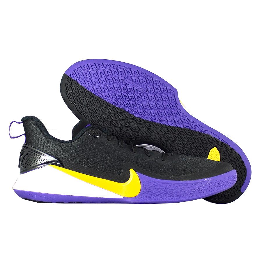 Купить Другие товары Nike, Баскетбольные кроссовки Nike Mamba Focus Lakers , Чёрный
