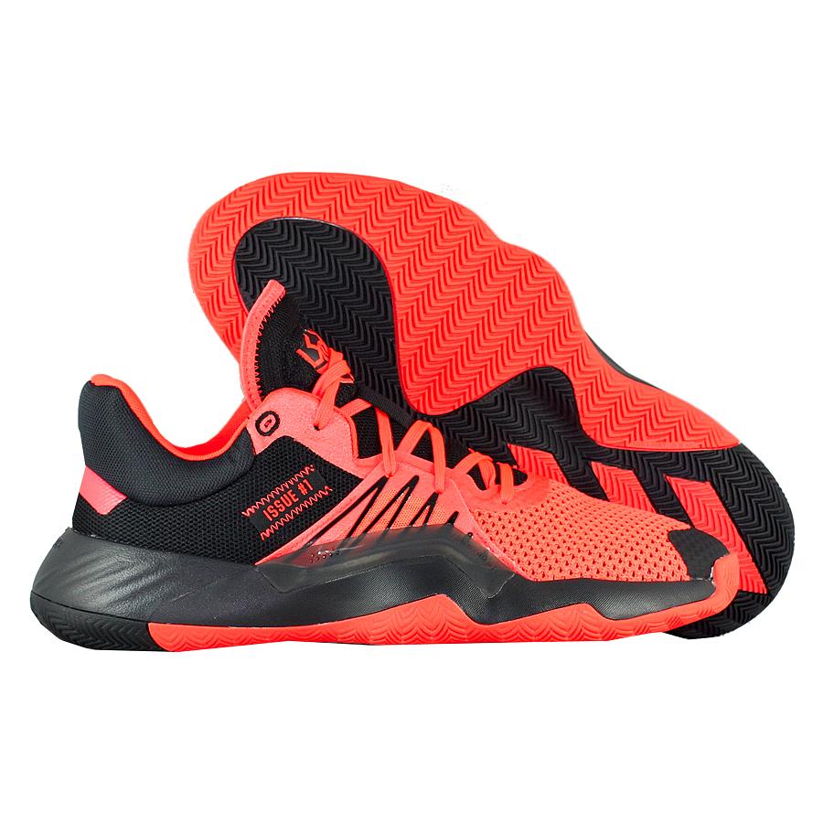 """Баскетбольные кроссовки adidas D.O.N. Issue #1 """"Miles Morales"""" фото"""